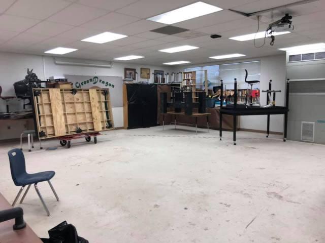 The Empty Classroom is a Sad Classroom – MSTRDILL